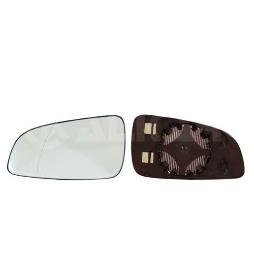 Spiegelglas, Außenspiegel ALKAR 6401438 OPEL