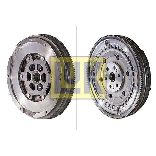 Flywheel LuK 415 0435 10 LuK DMF FORD