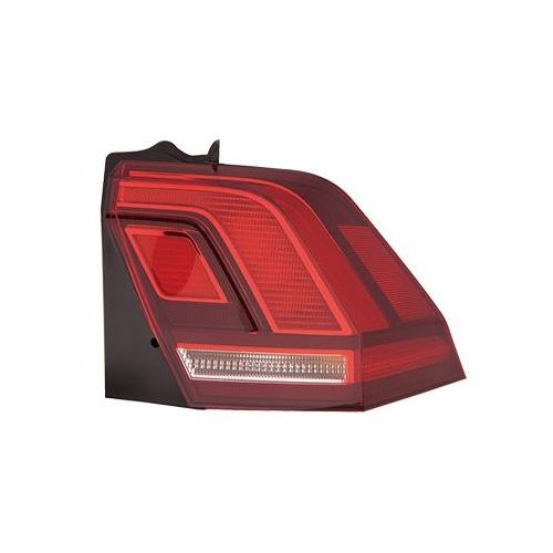 Combination Rearlight VAN WEZEL 5747922 VW