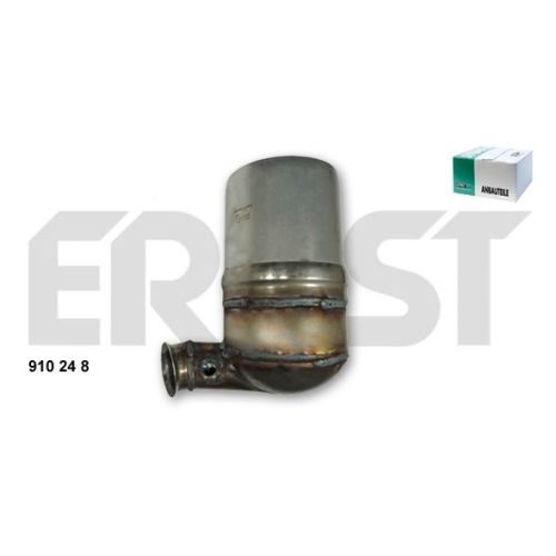Soot/Particulate Filter, exhaust system ERNST 910248 Set BMW CITROËN PEUGEOT