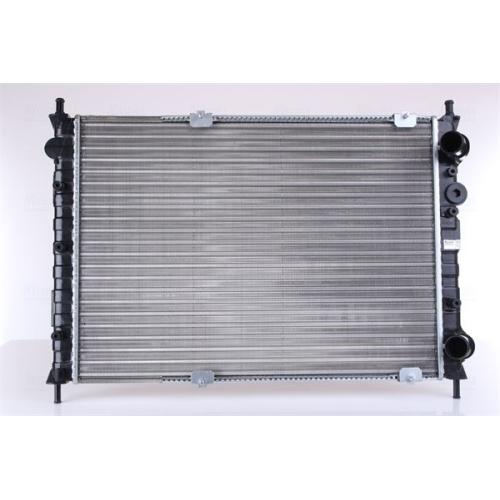 Radiator, engine cooling NISSENS 61879A FIAT