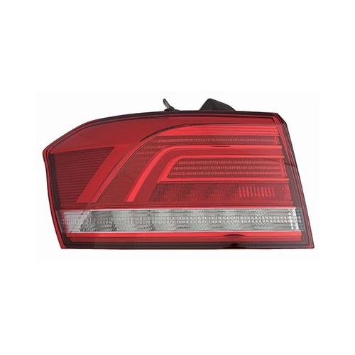 Combination Rearlight VAN WEZEL 5743921 VW