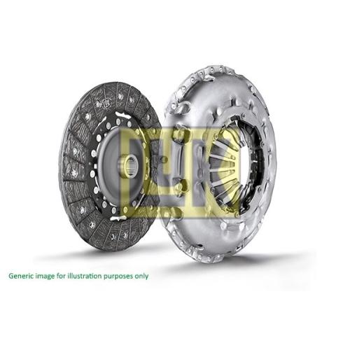 LuK Clutch Kit 624 3383 09