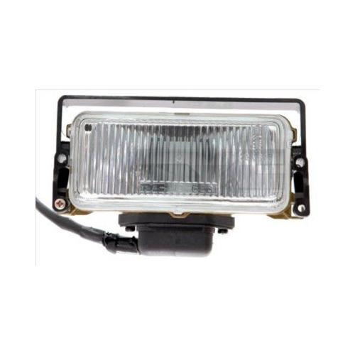 Fog Light TYC 19-5424-05-2 FIAT