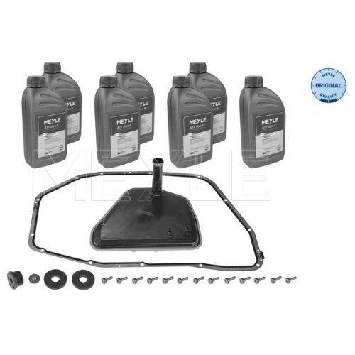 Teilesatz, Ölwechsel-Automatikgetriebe MEYLE 100 135 0005 AUDI VW