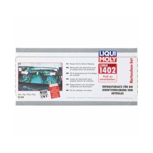 LIQUI MOLY Liquifast 1402 (Kartuschen-Set) 6138