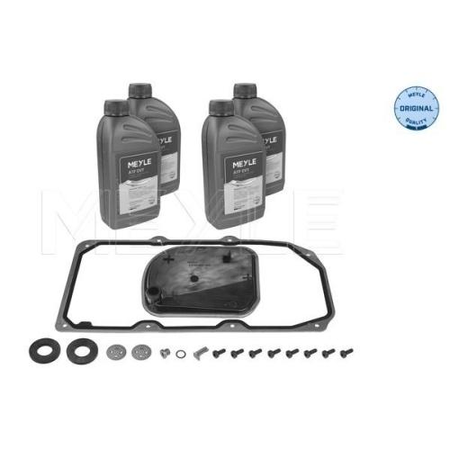 Parts Kit, automatic transmission oil change MEYLE 014 135 0204 MERCEDES-BENZ