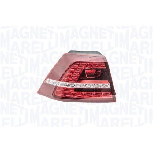 Combination Rearlight MAGNETI MARELLI 714081230701 VW