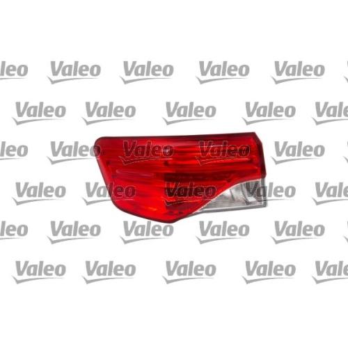 Combination Rearlight VALEO 044912 ORIGINAL PART TOYOTA
