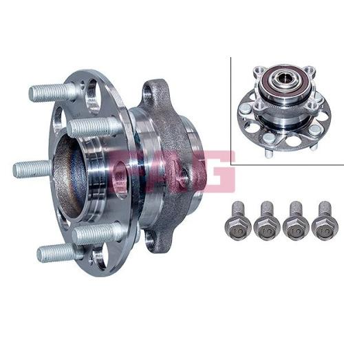 Wheel Bearing Kit FAG 713 6270 20 HONDA
