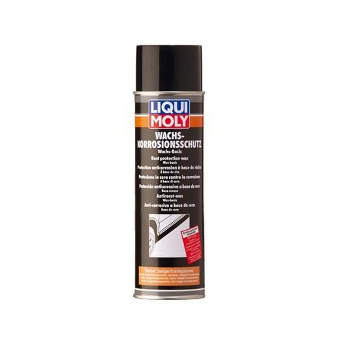 LIQUI MOLY Wachs-Korrosions-Schutz braun/transparent 500 ml 6103