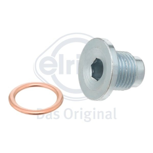 Sealing Plug, oil sump ELRING 523.470 CITROËN PEUGEOT MINI