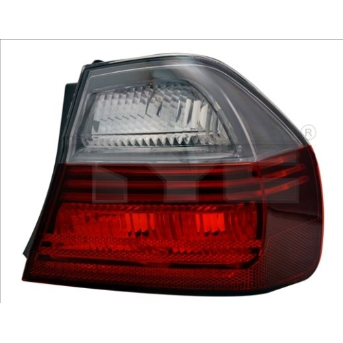 Combination Rearlight TYC 11-0908-21-2 BMW
