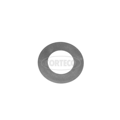 Distanzscheibe, Kurbelwelle CORTECO 80001156 AUDI VOLVO VW