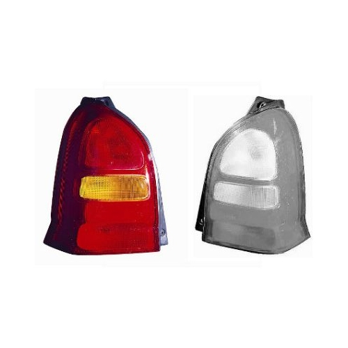 Combination Rearlight VAN WEZEL 5207931 SUZUKI