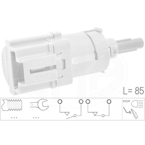 Brake Light Switch ERA 330940 CITROËN/PEUGEOT