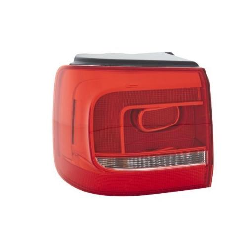 Combination Rearlight HELLA 2SD 010 468-091 VW