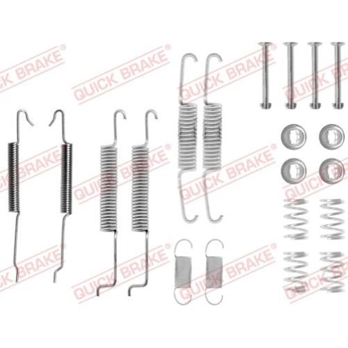 Accessory Kit, brake shoes QUICK BRAKE 105-0680