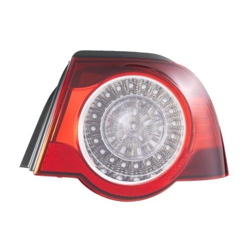 Combination Rearlight HELLA 2VA 009 246-141 VW