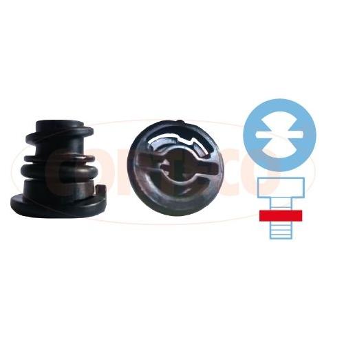 Verschlussschraube, Ölwanne CORTECO 49379148 AUDI SEAT SKODA VW