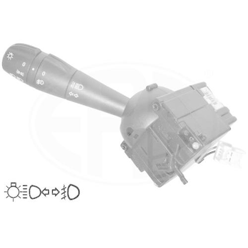 Steering Column Switch ERA 440724 OEM RENAULT