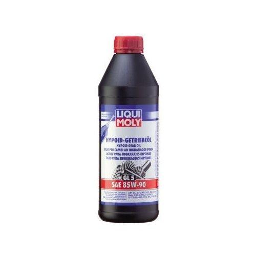 LIQUI MOLY Getriebeöl HYPOID-GETRIEBEÖL (GL5) SAE 85W-90 1 Liter 1035