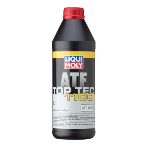 LIQUI MOLY Gear oil TOP TEC ATF 1100 1 liter 3651