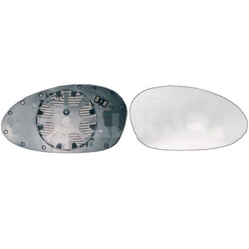 ALKAR Spiegelglas, Außenspiegel 6412541