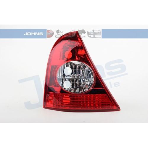 Combination Rearlight JOHNS 60 08 87-4 RENAULT