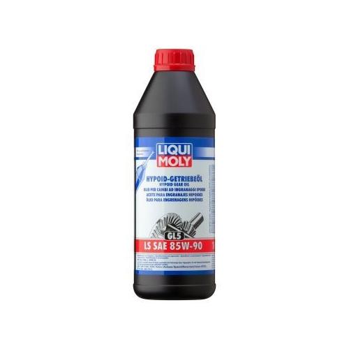 LIQUI MOLY Achsgetriebeöl Hypoid-Getriebeöl (GL5) LS SAE 85W-90 1 Liter 1410