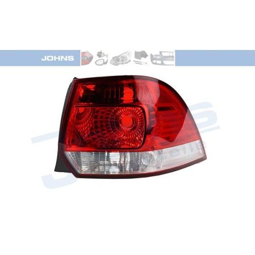 Combination Rearlight JOHNS 95 43 88-5 VW