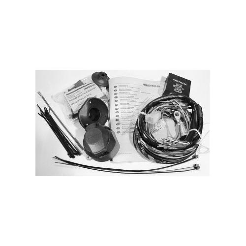 Electric Kit, towbar WESTFALIA 300072300107 FIAT HONDA OPEL
