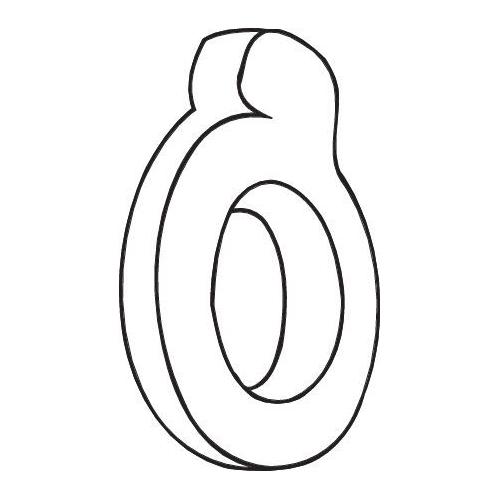 BOSAL Anschlagpuffer, Schalldämpfer 255-807
