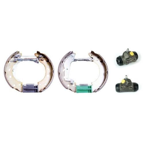 Bremsbackensatz BREMBO K 50 005 KIT & FIT SMART