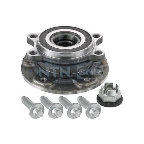 Wheel Bearing Kit SNR R155.132 NISSAN RENAULT