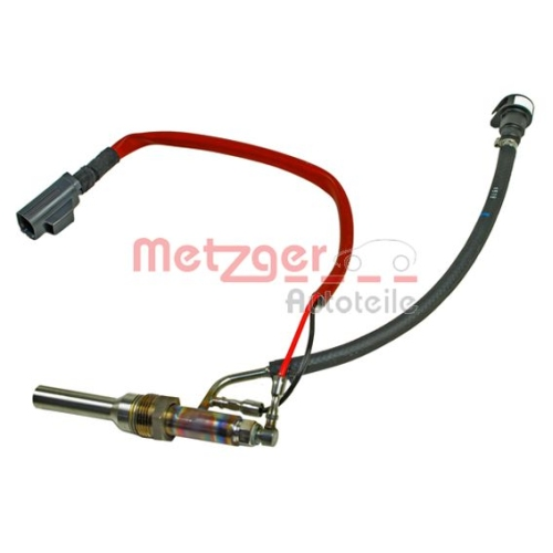 Injection Unit, soot/particulate filter regeneration METZGER 0930010 OE-part