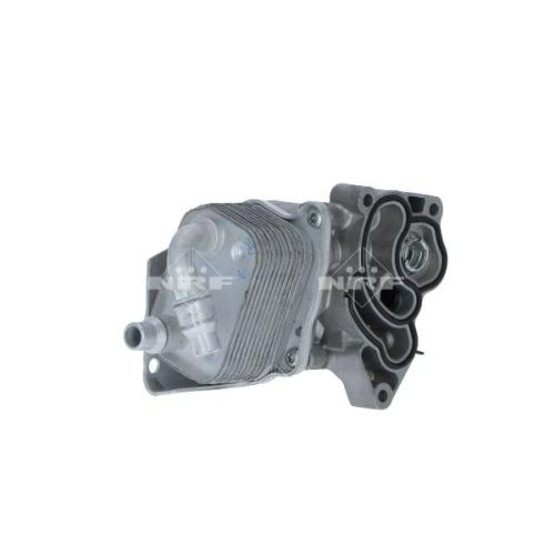 Ölkühler, Motoröl NRF 31814 BMW