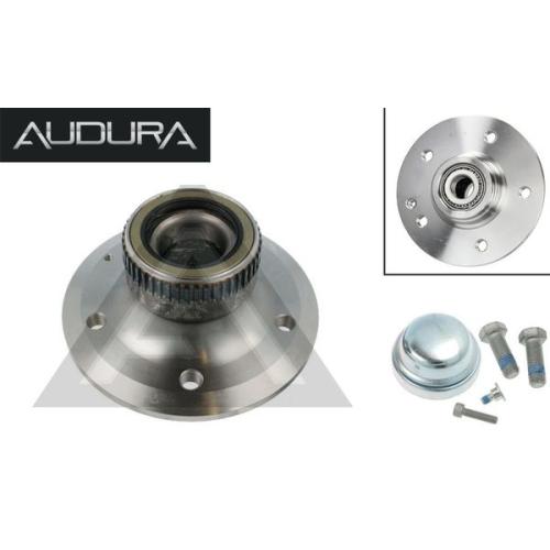 1 Radlagersatz AUDURA passend für MERCEDES-BENZ AR11371
