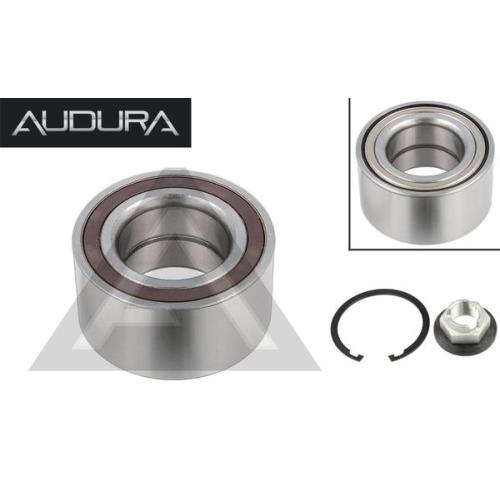 1 Radlagersatz AUDURA passend für FORD MAZDA AR11156