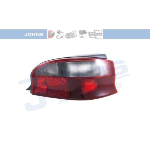 Combination Rearlight JOHNS 23 06 88-2 CITROËN