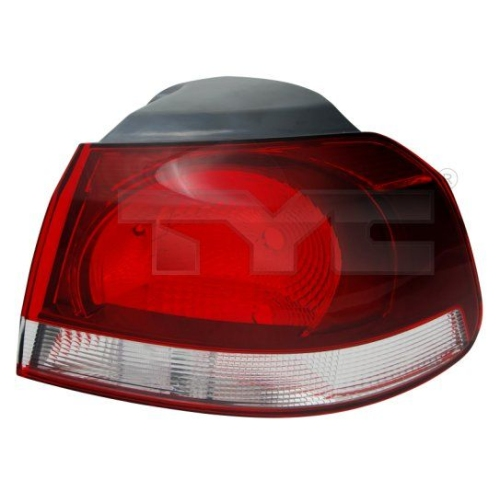Combination Rearlight TYC 11-11433-11-2 VW