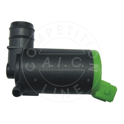 AIC washer fluid nozzle, headlight cleaning 50910