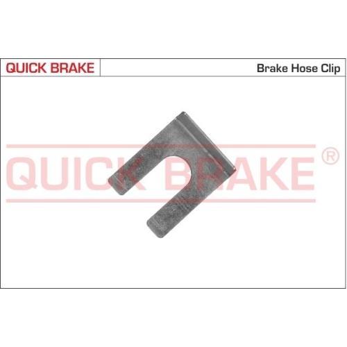 Holding Bracket, brake hose QUICK BRAKE 3210 TOYOTA