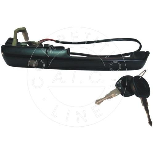 AIC door handle + cylinder lock 50554