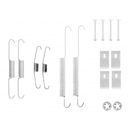 Accessory Kit, brake shoes BOSCH 1 987 475 307