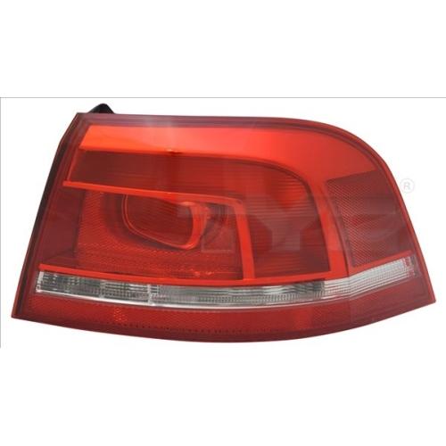 Combination Rearlight TYC 11-12484-01-2 VW