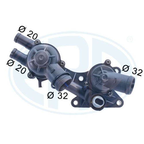 Thermostat, coolant ERA 350589A VW