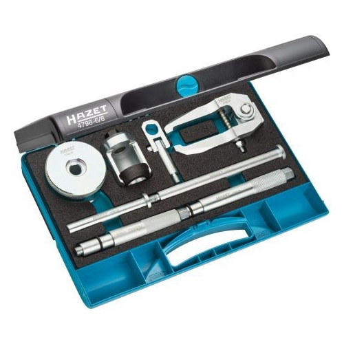HAZET Disassembly Tool Set 4798-6/8