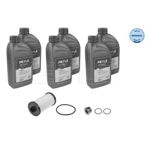 Teilesatz, Ölwechsel-Automatikgetriebe MEYLE 100 135 0102 AUDI SEAT SKODA VW