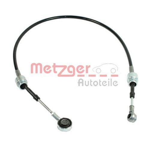 Seilzug, Schaltgetriebe METZGER 3150184 FIAT LANCIA